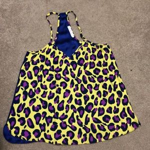 Alice and Trixie leopard top